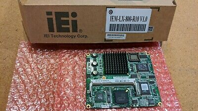 Iei Iem-lx-800-r10 V1.0 Etx Single-board Computer