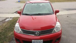 2007 Nissan Versa S, 3rd Owner, Drives Good