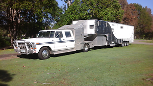 Enclosed transporter with dragster Cooroy Noosa Area Preview