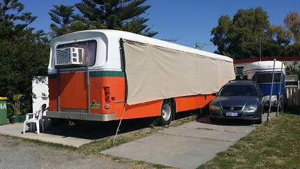 Hino bus 1983 South Fremantle Fremantle Area Preview