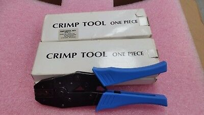 Amphenol Ctl-1 Coaxial Connector Crimp Tool