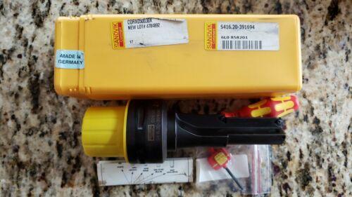 SANDVIK S416.20-391694 MODULAR DRILL