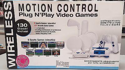 Plug N'Play Video Games   130 giochi