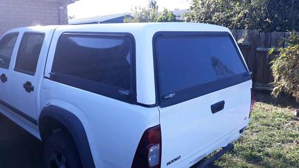 Canopy Dual Cab Rodeo RA