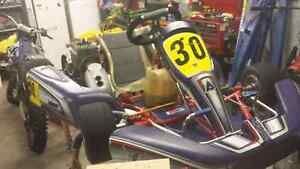 Go-kart arrow clubman Lithgow Lithgow Area Preview