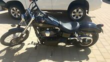 2015 Harley Davidson Dyna Wide Glide Alkimos Wanneroo Area Preview