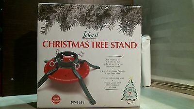 Ideal 95-4464 Christmas Tree Stand, FREE SHIPPING