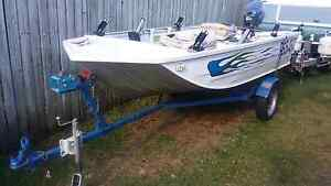 2006 modelProline stacer 3.7 mtr tinnie tinny boat Victoria Point Redland Area Preview