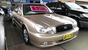 2004 Hyundai Sonata GL ! Serviced & Inspected ! Low Kms !  Granville Parramatta Area Preview