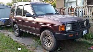 1995 Land Rover Discovery Wagon Knoxfield Knox Area Preview