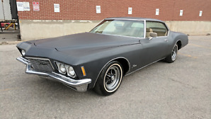 1971 Buick Riviera - Boat tail