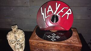 SLAYER Now Spinning record Stand
