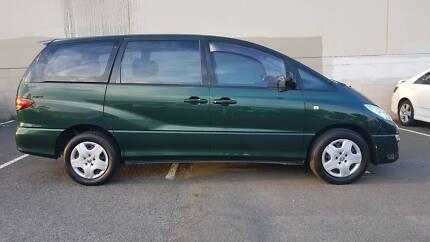 2003 Toyota Tarago 8 Seater.. 6 Months Rego