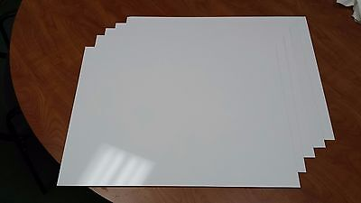 .040 Aluminum 18 X 24 Sign Blanks Screen Printing Real Estate Construction