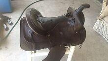 Stunning western saddle Regency Downs Lockyer Valley Preview
