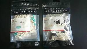 Nano Block for collection both for $20 Campsie Canterbury Area Preview