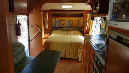 Regent series 3 caravan