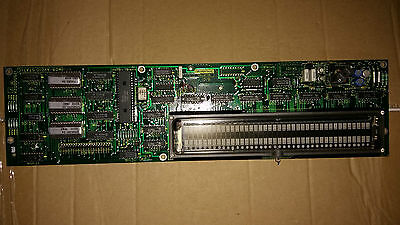 12500502x Pcb For Solartron Sclumberger 1250 1254 Frequency Response Analyzer