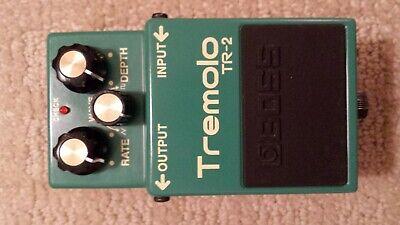 Boss TR-2 Tremolo Guitar Effect Pedal