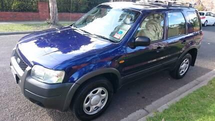 2004 Ford Escape Wagon Carnegie Glen Eira Area Preview