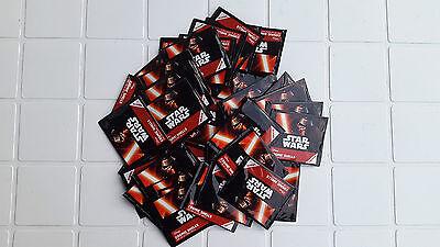 60 Tüten REWE STAR WARS COSMIC SHELLS Sammelbilder Karten Sticker NEU