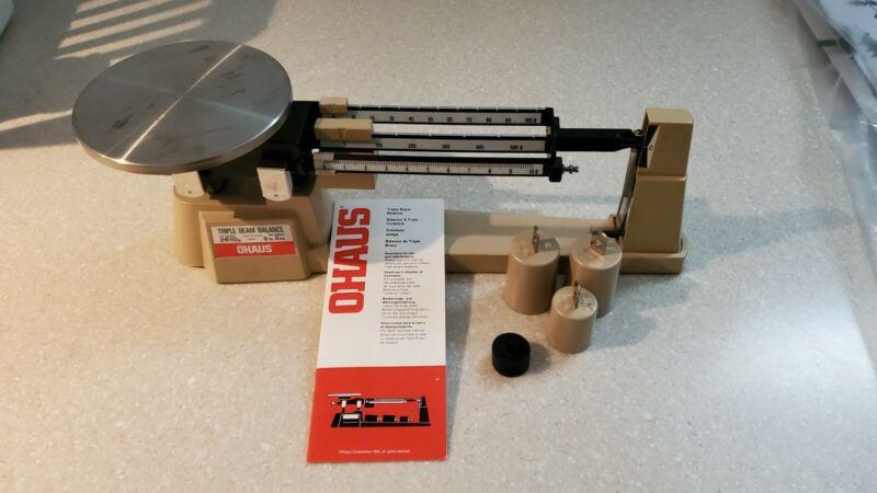 Ohaus AMW-TB-2610 Mechanical Triple Beam Balance