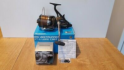 Shimano Big Baitrunner XT-A Long Cast in Box with Spare spool