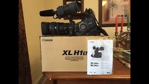 Canon xlh1s