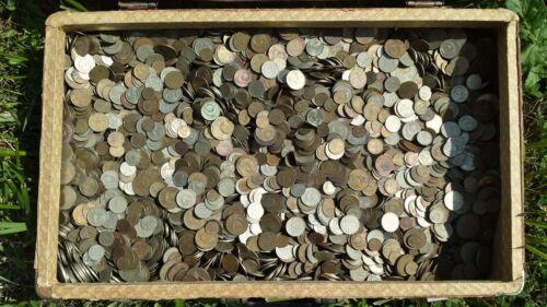 SOVIET RUSSIAN BIG LOT OF THE 1000 KOPEKS + 10 RUBLE USSR COMMEMORATIVE COINS