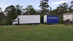 Nissan UD truck and trailer combo Wamuran Caboolture Area Preview