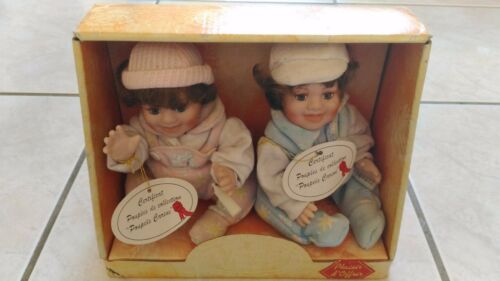 Dolls Porcelain Vintage« Pierrette And Stone Collection Carina