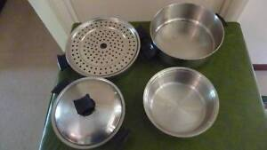 Rena-Ware Saucepans Waterford South Perth Area Preview