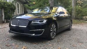 2017 Lincoln MKZ AWD Lease Takeover