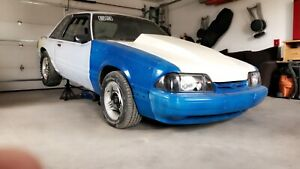 BEST DEAL OUT THERE !!! 1988 notchback mustang