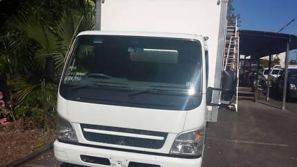 Mitsubishi canter pantech 2011auto Southport Gold Coast City Preview