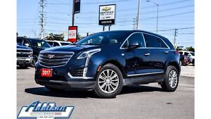 2017 Cadillac XT5 Luxury CUE Navi Leather Sunroof AWD