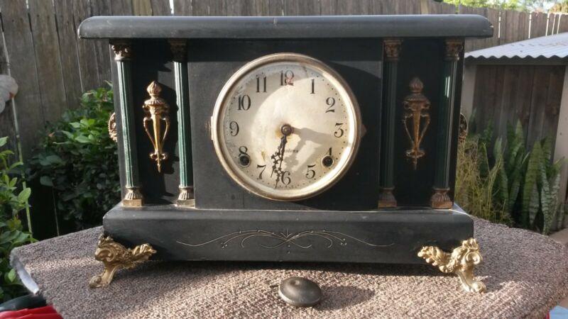 Original Sessions Antique Mantle Clock