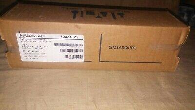 Lot Of 3 New Pyrex Vista Class A Cylinder25 Ml Graduated 70024-25
