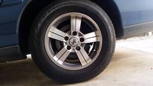 Holden Commodore Rims/Tyres Muswellbrook Muswellbrook Area Preview