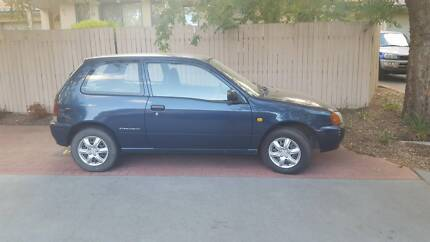 1999 Toyota Starlet, need gone ASAP