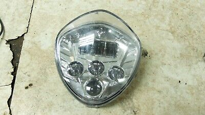 11 Polaris Victory 106 Cross Roads headlight head light front