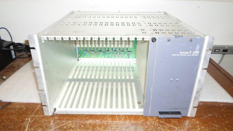Larscom Access-T 1500 Multi-Port Network Access DSU/CSU Chassis w/ A1 Backplane