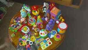 Baby toys, popular brands!