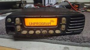 Kenwood TK-8180 Two Way Radio 30 Watt UHF