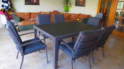 Outdoor Dining Setting, 6 - 10 seating