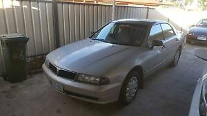 1998 Mitsubishi Magna Sedan Albanvale Brimbank Area Preview
