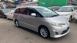 2008 Toyota Tarago/Estima 7 Seat Dark Interior Automatic Wagon Fawkner Moreland Area Preview