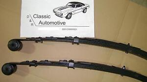 Leaf Springs Camaro Firebird 67-69 70-81 New 5 Leaf  Multileaf  Nova 68-79