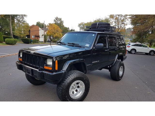 Image 1 of 2001 Jeep Cherokee Black…