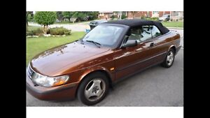 Saab 900 convertible - ACCEPTS PAYMENT IN BITCOIN